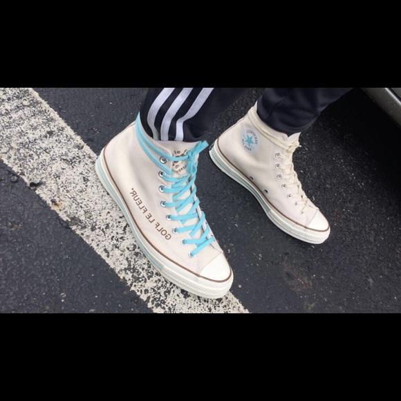Converse Shoes | Golf Le Fleur X